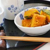 『砂糖不使用』基本的な南瓜の煮物