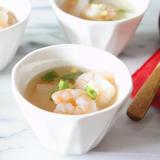 *小海老と冬瓜のスープ*