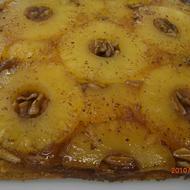 パイナップルのタタンケーキ