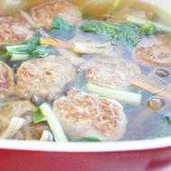 肉団子のお鍋