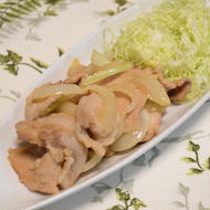 豚の生姜焼き