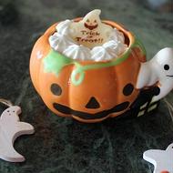 ハロゥイン かぼちゃぷりん