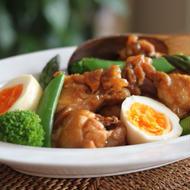 鶏のさっぱりお酢煮
