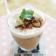 コーヒー牛乳フラペチーノ
