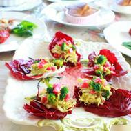 デトックス野菜&セサミソドレッシング
