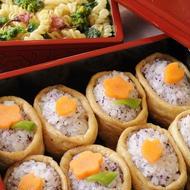 お弁当におすすめ 簡単いなり寿司2種