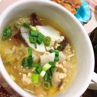 お肌潤い薬膳スープ