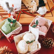 スノーボールクッキークリスマス風🎄