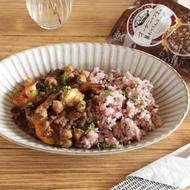 海老と豆のカレー