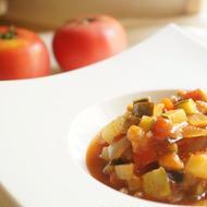 夏野菜のラタトゥイユ(テレビ収録用 冷凍レシピ)
