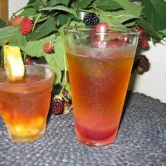 夏の楽しみ…アイスティーのアレンジ