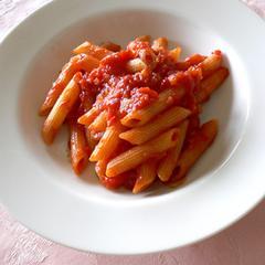 基本の「トマトソース」シンプルだからこそ美味しく作りたい。