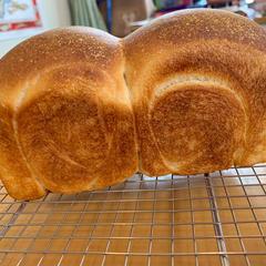 ポップス種の食パン‼︎単発レッスンの方。素晴らしい
