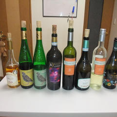 2018年4月ワイン試飲会8種類のワインが飲めます!