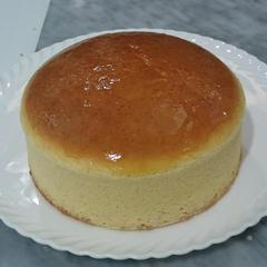3月 基礎科 ベーク ド チーズケーキ