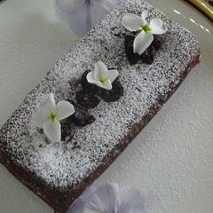 デザート 濃厚テリーヌショコラ