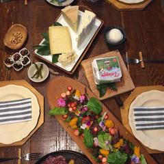 イタリア産チーズ食べ比べ教室