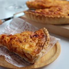 ダッカルビチーズなキッシュ、どこにもない創作料理もご紹介
