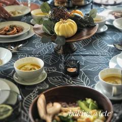 2019年10月【秋の味覚でハロウィンディナー】
