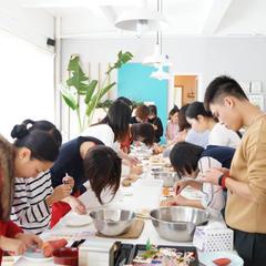 海外食文化交流料理教室