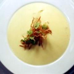 ●教室料理レシピ:サツマイモのポタージュ