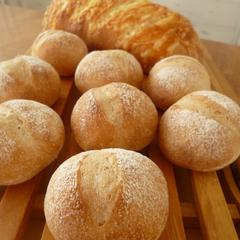 初めてレッスンは基本のプチパン。