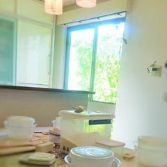 お教室としても使用している我が家のキッチン