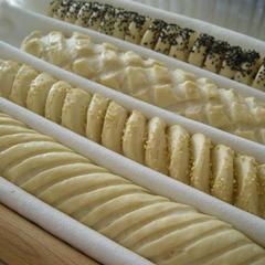 オーストリアのパン!発酵中