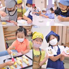 子供会 親子パン教室