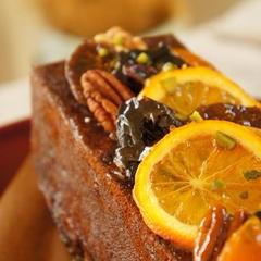【パンデピス】 スパイス香るクリスマスケーキです