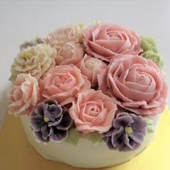 あんの花 バースデーケーキ