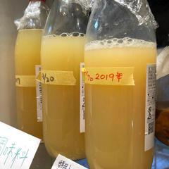 発酵活性エキスで、万能酵母を。