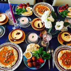 トルコ料理の会