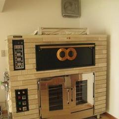 レッスンで使用のオーブン。