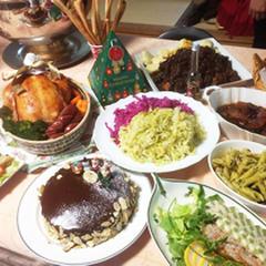 ドイツのクリスマス料理レッスン