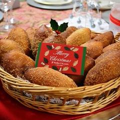 初級パン④カレーパン