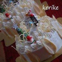 2011クリスマスケーキ講習