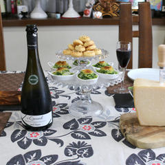 パルミジャーノ・レッジャーノとワインのマリアージュレッスン