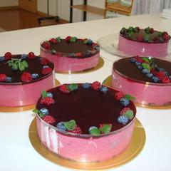 ケーキクラス