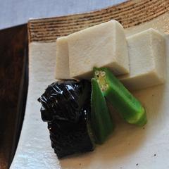 ひと手間かけてもどした高野豆腐は、本当においしいもの。