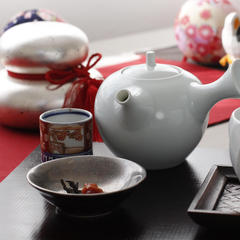 日本茶と和菓子レッスン
