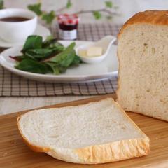 基礎コース5回目で食パンも焼けるようになります。