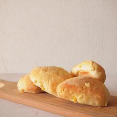もちもちコーンパン