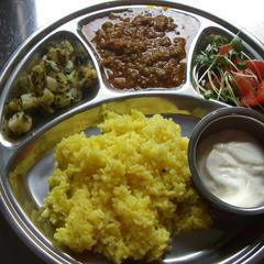 キーマカレー インド料理