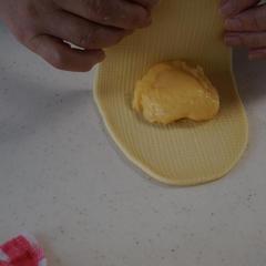 11.25「クリームパン」Sさんのレッスン