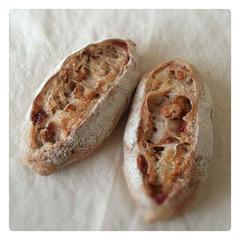 【グランベリーと胡桃のハードパン】