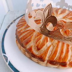 2021年ケーキ ガレットデロワ