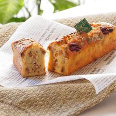 10月ワンディレッスン・木の実のケーキ