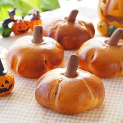 10月ワンディレッスン・かぼちゃパン