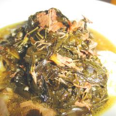 2011年8月 レバノン風モロヘイヤスープ